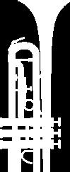 Trompet-wit